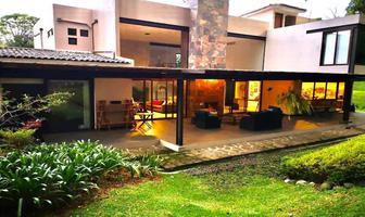 Foto de casa en venta en vega del bosque 10, avándaro, valle de bravo, méxico, 0 No. 01