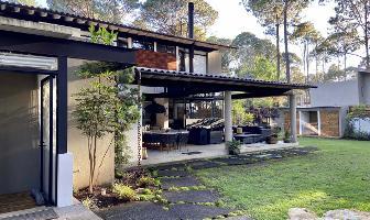 Foto de casa en venta en vega del campo , avándaro, valle de bravo, méxico, 12508239 No. 01