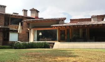 Foto de casa en venta en  , avándaro, valle de bravo, méxico, 6948714 No. 01