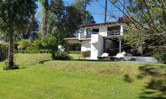 Foto de casa en renta en vega del valle , avándaro, valle de bravo, méxico, 5723337 No. 01