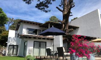 Foto de casa en condominio en venta en vega del valle, club de golf , avándaro, valle de bravo, méxico, 12276162 No. 01
