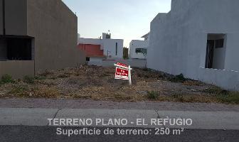 Foto de terreno habitacional en venta en venta del refugio , residencial el refugio, querétaro, querétaro, 0 No. 01