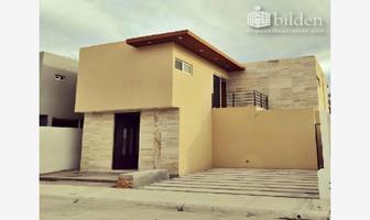 Foto de casa en venta en veranda 100, fraccionamiento campestre residencial navíos, durango, durango, 17161815 No. 01