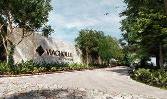 Foto de terreno habitacional en venta en viacholul , cholul, mérida, yucatán, 0 No. 01
