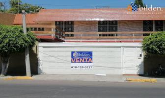 Foto de casa en venta en  , victoria de durango centro, durango, durango, 19204861 No. 01
