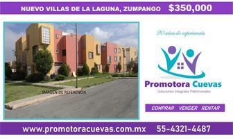 Foto de casa en venta en villas de la laguna 01, villas de la laguna, zumpango, méxico, 11653620 No. 01