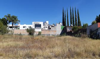 Foto de terreno habitacional en venta en villas del mesón , villas del mesón, querétaro, querétaro, 14368752 No. 01