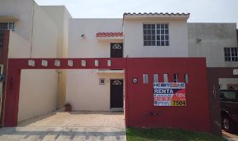 Foto de casa en renta en  , villas náutico, altamira, tamaulipas, 12760799 No. 01