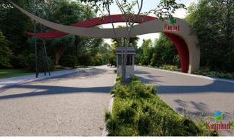 Foto de terreno habitacional en venta en  , villas tulum, tulum, quintana roo, 11791082 No. 01