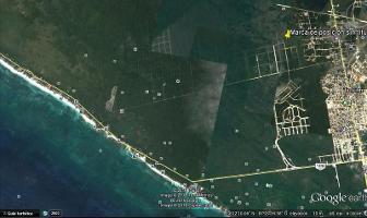 Foto de terreno habitacional en venta en  , villas tulum, tulum, quintana roo, 11793599 No. 01