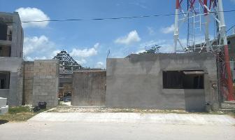 Foto de terreno habitacional en venta en  , villas tulum, tulum, quintana roo, 11816441 No. 01