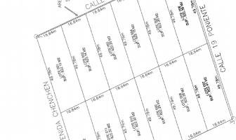 Foto de terreno habitacional en venta en  , villas tulum, tulum, quintana roo, 0 No. 01