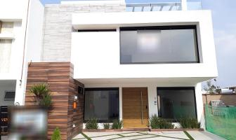 Foto de casa en venta en vizcaino 5, lomas de angelópolis ii, san andrés cholula, puebla, 0 No. 01