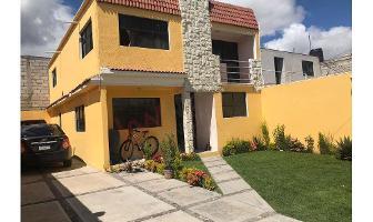 Foto de casa en venta en volcán del quinceo 154, san cayetano el bordo, pachuca de soto, hidalgo, 10255184 No. 01