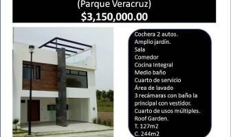 Foto de casa en venta en x x, lomas de angelópolis ii, san andrés cholula, puebla, 0 No. 01