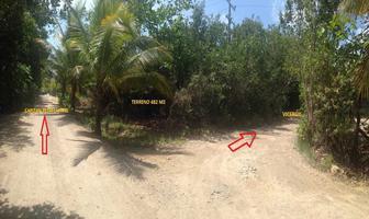 Foto de terreno habitacional en venta en xcalacoco 1 , playa del carmen, solidaridad, quintana roo, 19345997 No. 01