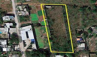 Foto de terreno habitacional en venta en  , xcanatún, mérida, yucatán, 10461481 No. 01