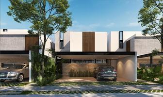 Foto de casa en venta en  , xcanatún, mérida, yucatán, 14614414 No. 01