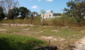 Foto de terreno habitacional en venta en  , xcanat?n, m?rida, yucat?n, 6675572 No. 01