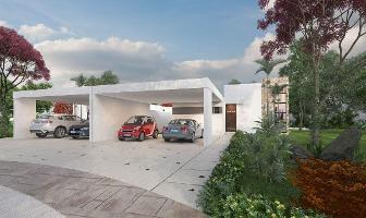 Foto de casa en venta en  , xcunyá, mérida, yucatán, 13924914 No. 01