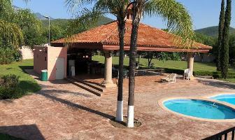 Foto de rancho en venta en  , yerbaniz, santiago, nuevo león, 8424694 No. 01