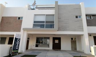 Foto de casa en venta en  , zakia, el marqués, querétaro, 19172422 No. 01