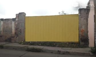 Foto de terreno habitacional en venta en zarco 100, victoria de durango centro, durango, durango, 15009283 No. 01