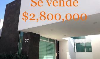 Foto de casa en venta en  , zerezotla, san pedro cholula, puebla, 10814312 No. 01