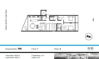 Foto de departamento en venta en zima 108, desarrollo habitacional zibata, el marqués, querétaro, 0 No. 01