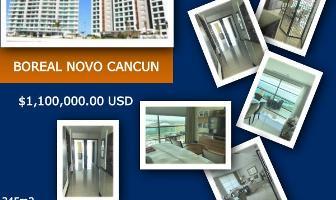 Foto de departamento en venta en zona hotelera , zona hotelera, benito juárez, quintana roo, 12003187 No. 01