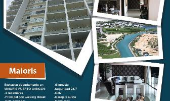 Foto de departamento en venta en zona hotelera , zona hotelera, benito juárez, quintana roo, 12003227 No. 01