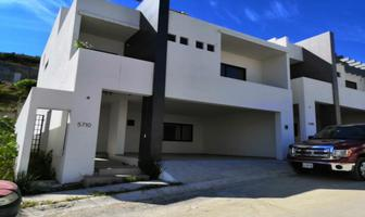 Foto de casa en venta en  , zona valle oriente sur, san pedro garza garcía, nuevo león, 6110447 No. 01