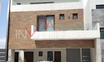 Foto de casa en venta en  , zona valle poniente, san pedro garza garcía, nuevo león, 12312866 No. 01