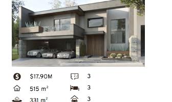 Foto de casa en venta en  , zona valle poniente, san pedro garza garcía, nuevo león, 14330990 No. 01