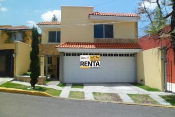 Foto de casa en renta en  0, barrio de arboledas, puebla, puebla, 956263 No. 01