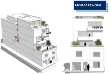 Foto de departamento en venta en  0, condesa, cuauhtémoc, distrito federal, 2432974 No. 01