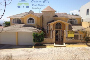 Foto de casa en renta en Estrella, Oaxaca de Juárez, Oaxaca, 3036909,  no 01