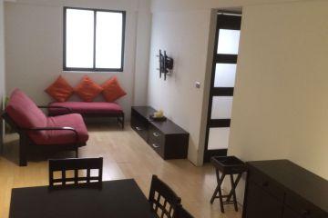 Foto de departamento en renta en San Pedro de los Pinos, Álvaro Obregón, Distrito Federal, 3065733,  no 01