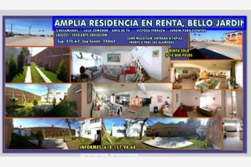 Foto de casa en venta en  1, las alamedas, durango, durango, 2863392 No. 01
