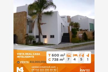 Foto de casa en venta en  1, vista real, san andrés cholula, puebla, 2669592 No. 01