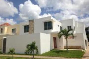 Foto de casa en venta en  1, algarrobos desarrollo residencial, mérida, yucatán, 527986 No. 01