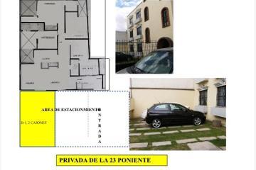 Foto de departamento en renta en  1, belisario domínguez, puebla, puebla, 2990052 No. 01