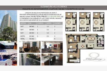 Foto de departamento en venta en  1, interlomas, huixquilucan, méxico, 2777565 No. 01