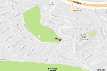 Foto de casa en venta en  1, jardines en la montaña, tlalpan, distrito federal, 2751567 No. 01