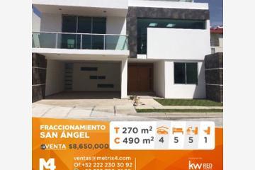 Foto de casa en venta en  1, san ángel, puebla, puebla, 2688605 No. 01