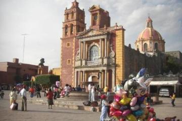 Foto de edificio en venta en  1, tequisquiapan centro, tequisquiapan, querétaro, 2669618 No. 01