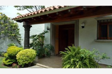 Foto de casa en renta en  10, ampliación chapultepec, cuernavaca, morelos, 2661084 No. 01