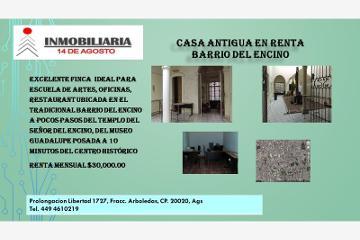 Foto principal de casa en renta en dr. diaz de leon, el encino 2693922.