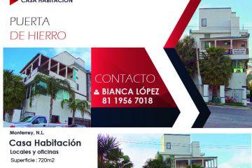 Foto de casa en venta en Puerta de Hierro Cumbres, Monterrey, Nuevo León, 2976293,  no 01