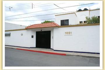 Foto de departamento en renta en  123, la salle, saltillo, coahuila de zaragoza, 1903254 No. 01